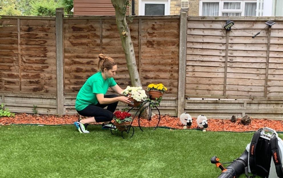 garden maintenance in North London