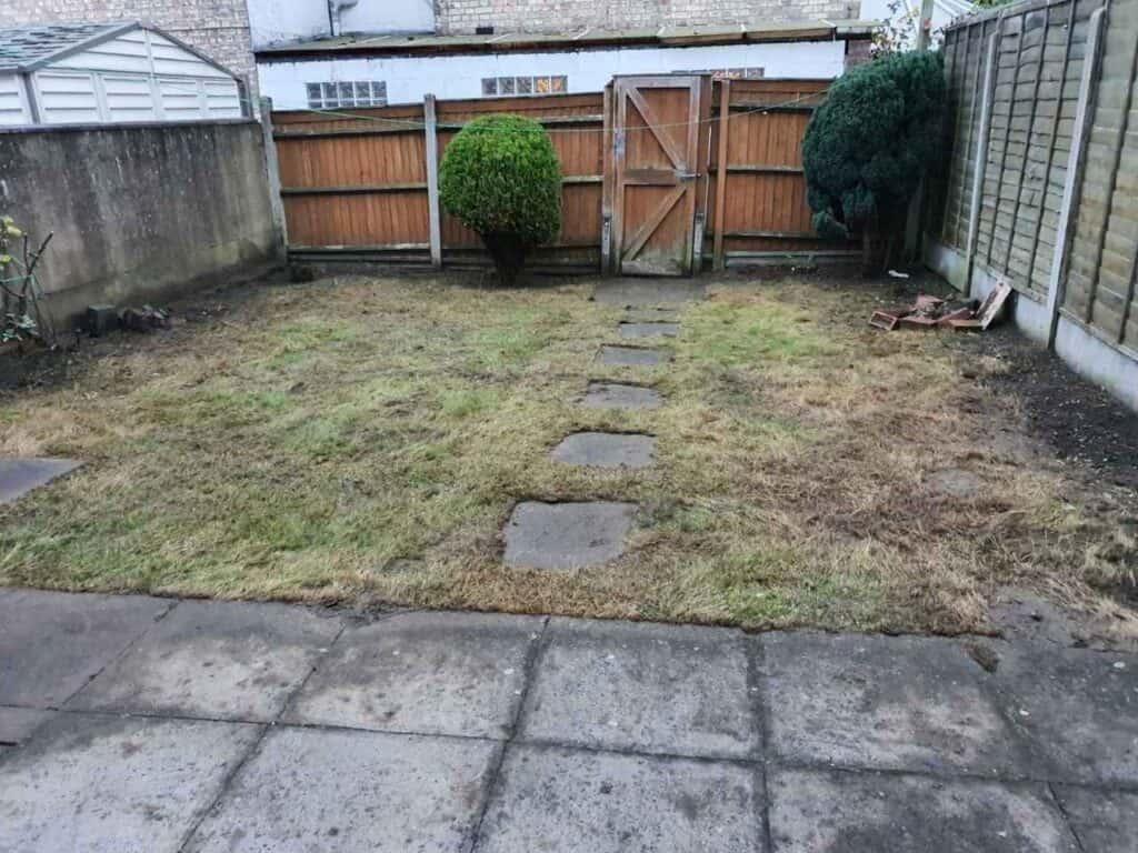 garden maintenance North Finchley