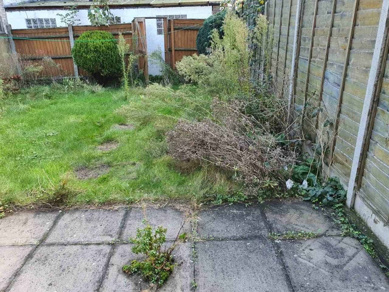 lawn mowing North Finchley