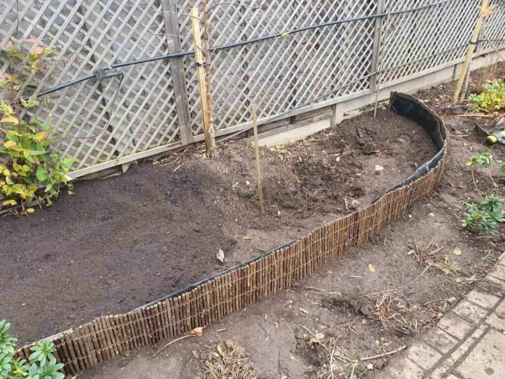 Stepped Raised Beds Installation in Palmers Green N13-3