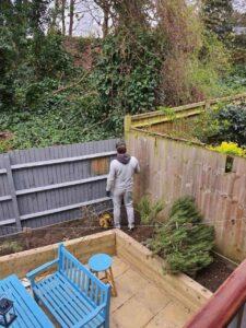 fence painters Hendon