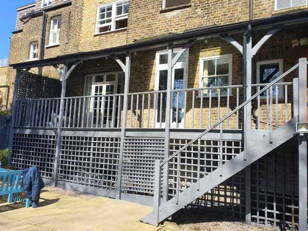 fence protection Hendon