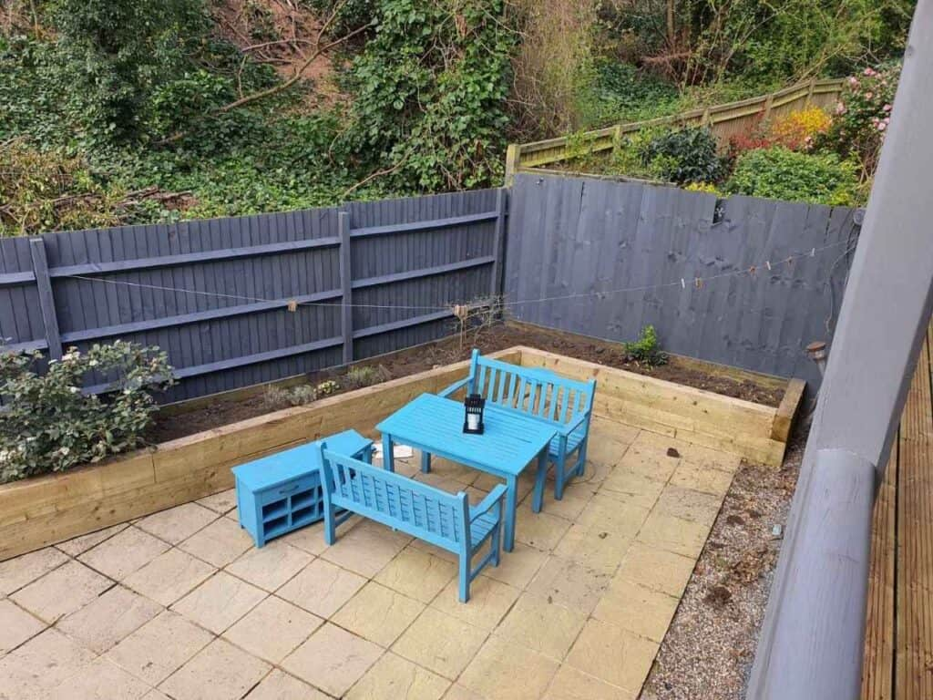 patio cleaning Hendon
