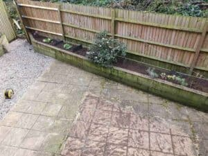 raised bed clean up Hendon