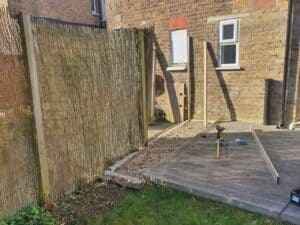 fence installation cost Finchley Central