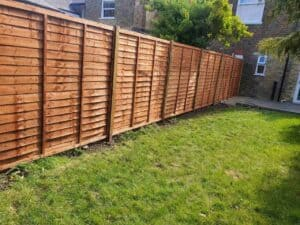 fence installation in Finchley Central