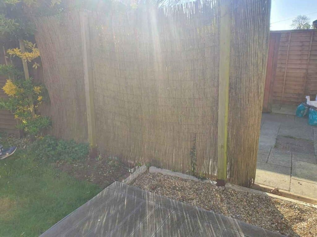 garden fencing Finchley Central