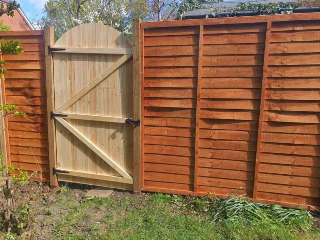 garden gate installation Finchley Central