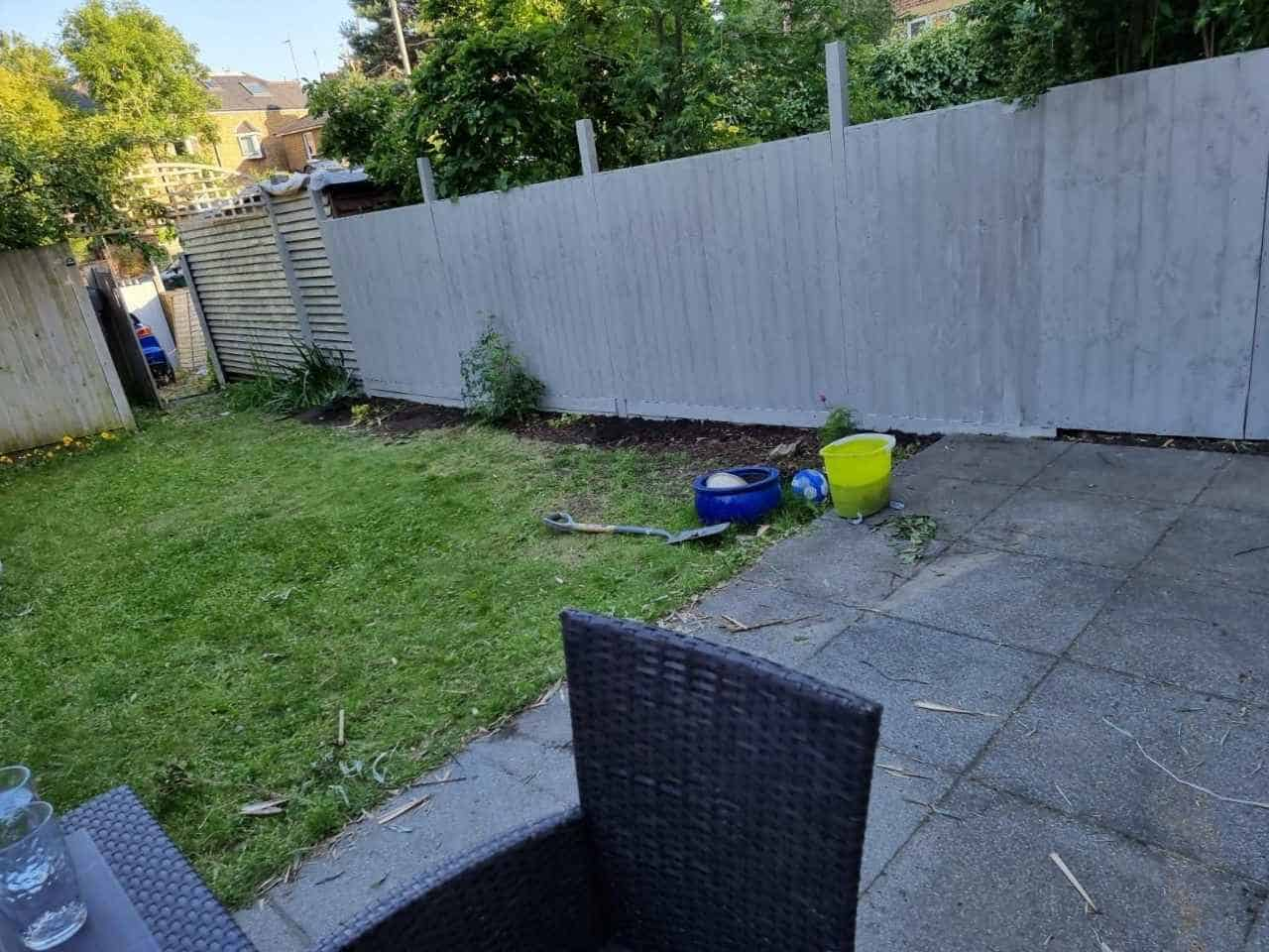 fence replacement East Finchley